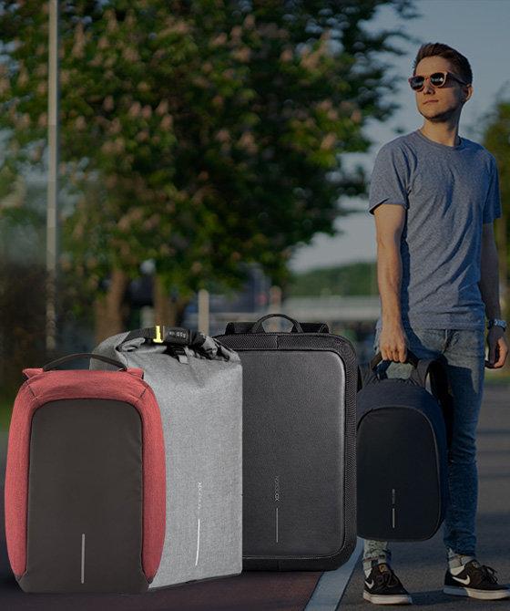 Оригінальні антікражні рюкзаки Bobby XD Design - вибір успішних та сучасних!, фото-6
