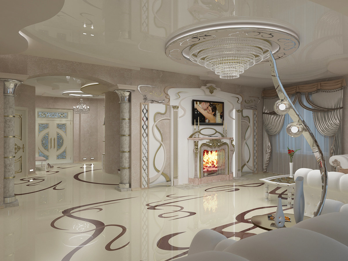 Дизайн будинку, Дизайн-студія Романа Москаленка