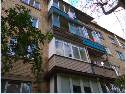 Скління балконів